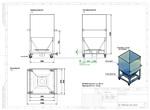 3D Transportwagen CAD CAD