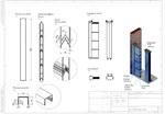 3D Dammbalken CAD